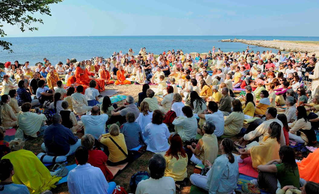 "25 years of ""Yoga in Daily Life"" in Croatia"