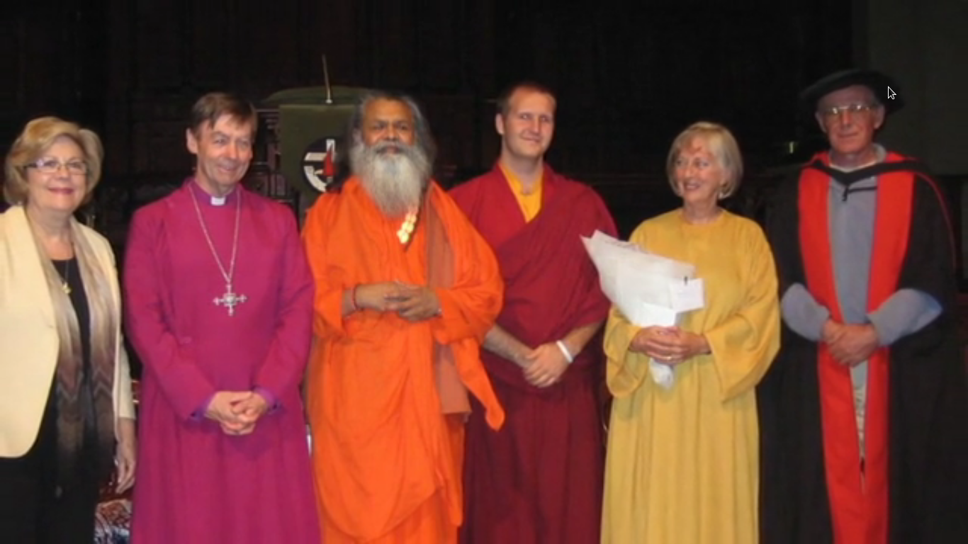 UN World Interfaith Harmony Week 2013 celebrated