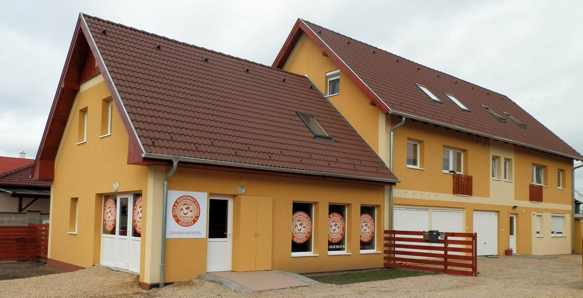 New Yoga in Daily Life Centre in Győr, Hungary