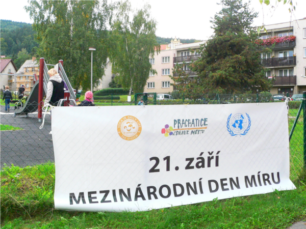 International Day of Peace in Prachatice, 2013