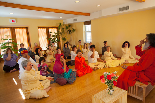 SWAMIJI'S ANNUAL WORLD PEACE TOUR - USA and Canada
