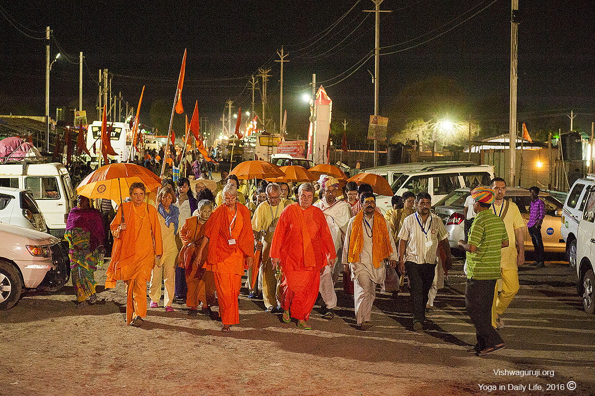 NEWS FROM KUMBHA MELA