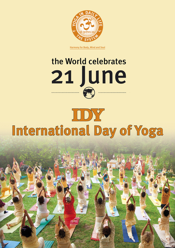 Vishwaguruji's Message for IDY 2016
