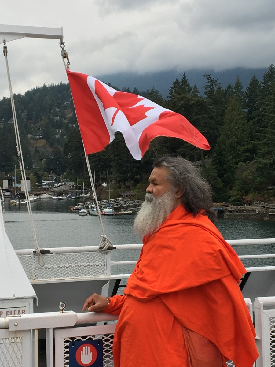 Spiritual Retreat in Vancouver, Canada