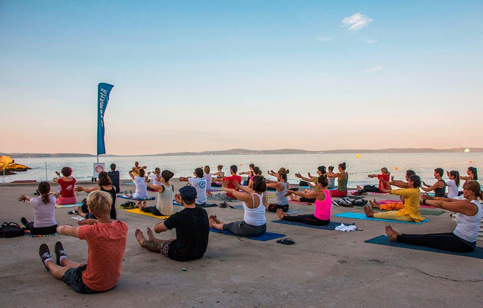 Yoga in Daily Life Europe – Summer Specials