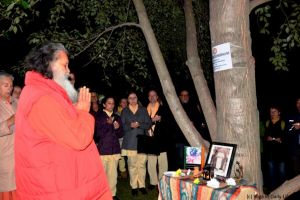 UN Peace Day with Vishwaguruji in Vienna