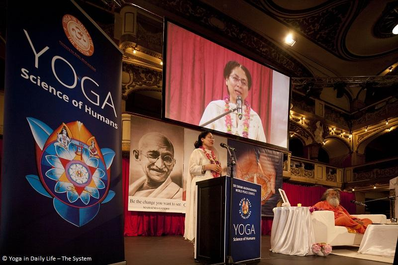 'Yoga – Science of Humans' Conference, Prague, Czech Republic