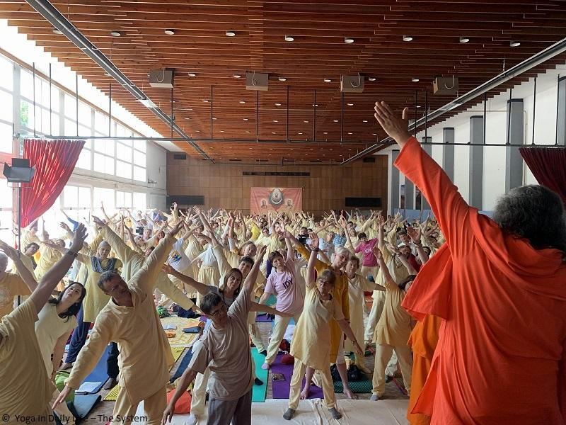Worldwide Celebrations for International Day of Yoga – part 2