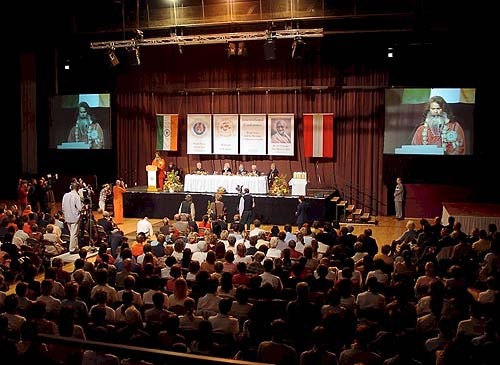 "International Conference ""World peace and the Message of Mahatma Gandhi"""