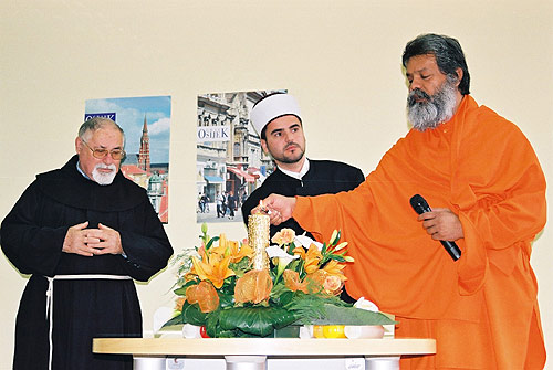 Swamiji's Croatian Tour 2004