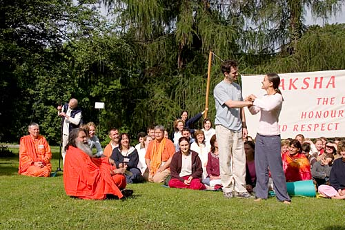 Raksha Bandhan festival celebrated in Czech Republic, 2006