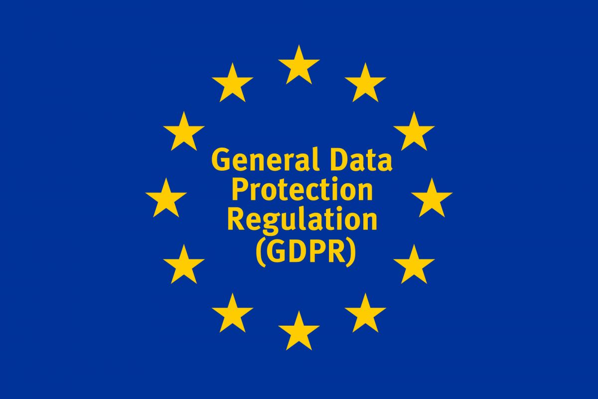 New GDPR (General Data Protection Regulation)
