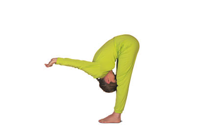 2 – 12 Dvikonasana Double Triangle